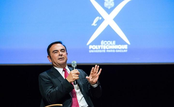 Carlos Ghosn / autor: commons.wikimedia.org