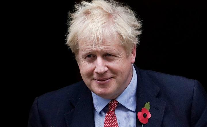 Boris Johnson / autor: PAP/EPA/WILL OLIVER