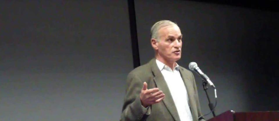 Norman Finkelstein / autor: screen youtube