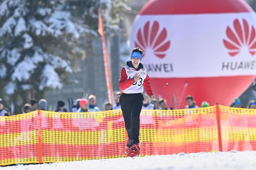 Olimpiady specjalne / autor: Huawei Polska