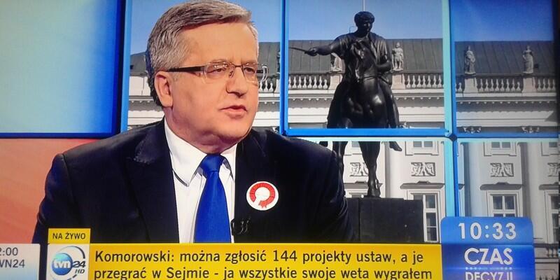 Fot. TVN24/wPolityce.pl
