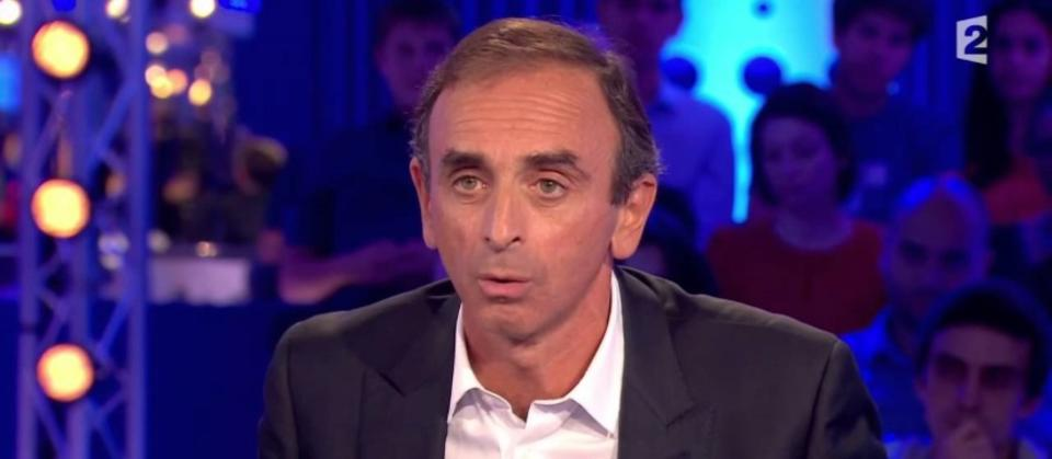 Eric Zemmour / autor: YouTube/France2/screenhsot