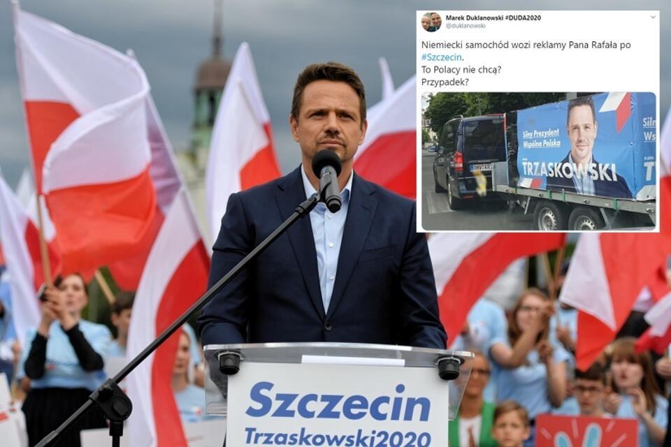 autor: PAP/Marcin Bielecki/Twitter Marek Duklanowski