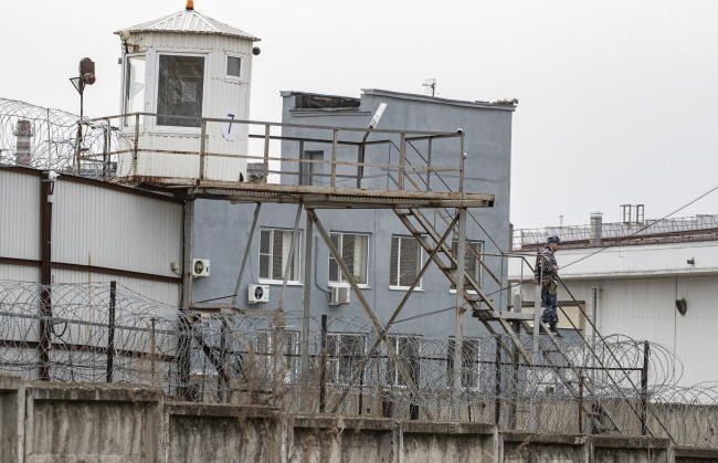Penal colony N3 (IK-3) of the Federal Penitentiary Service Directorate for the Vladimir region / autor: EPA/PAP