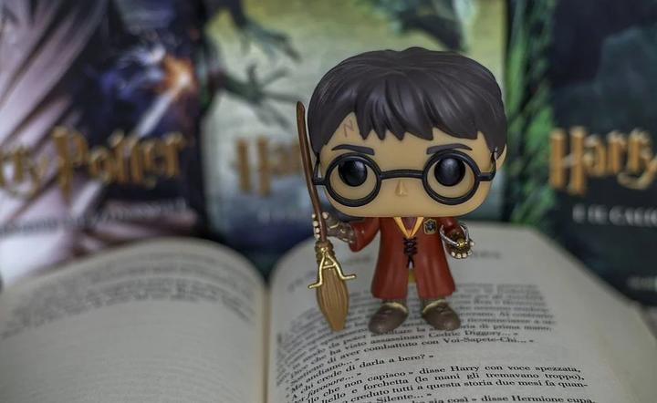 Harry Potter / autor: fot. Pixabay