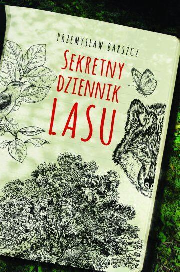 Książka Sekretny dziennik lasu / autor: Wyd. Fronda