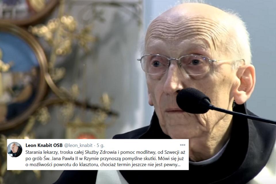 O Leon Knabit Wraca Do Zdrowia U0026quot Starania Lekarzy I