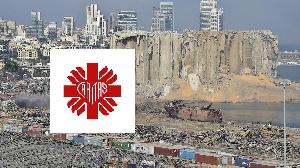 Można pomóc ofiarom tragedii w Bejrucie! Caritas Polska uruchamia ...