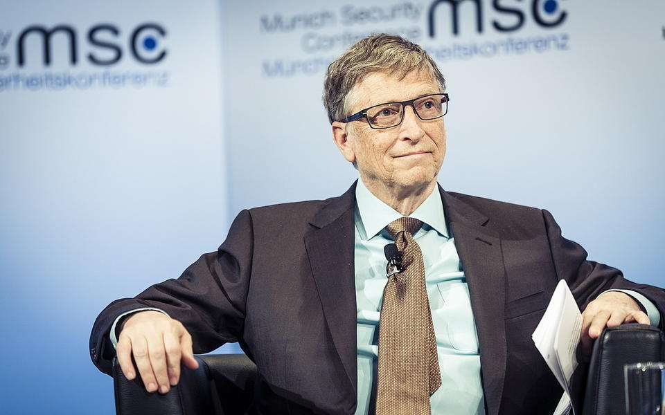 Bill Gates / autor: Wikimedia/Kuhlmann /MSC, CC BY 3.0 DE